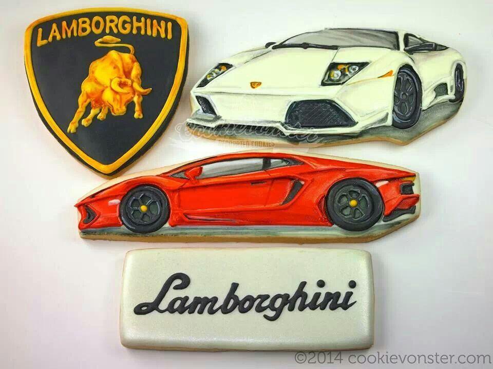 Lamborghini by Cookievonster