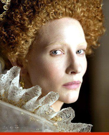 Cate Blanchett as Queen Elizabeth I in Elizabeth: The Golden Age