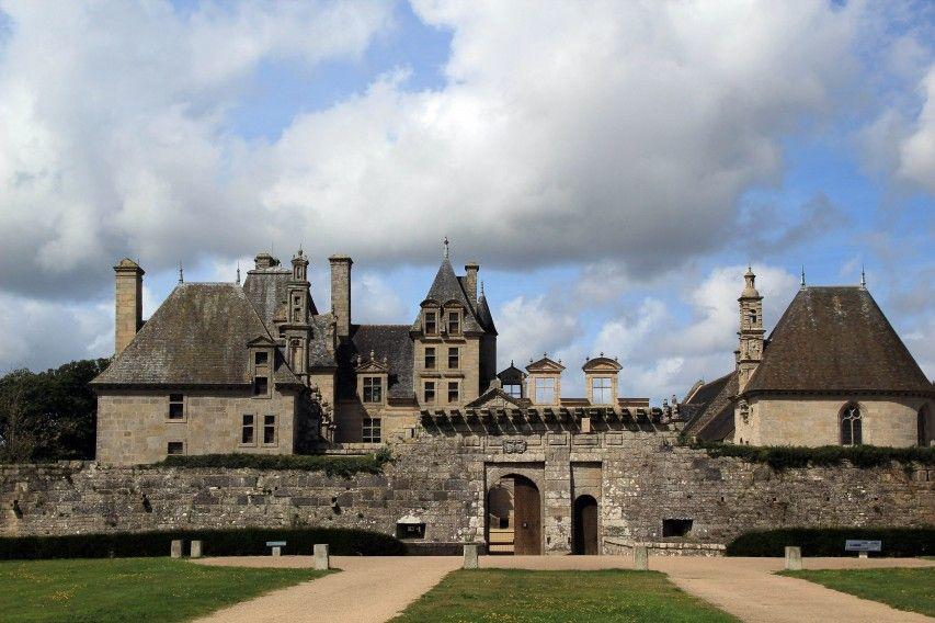 Château de Kerjean.