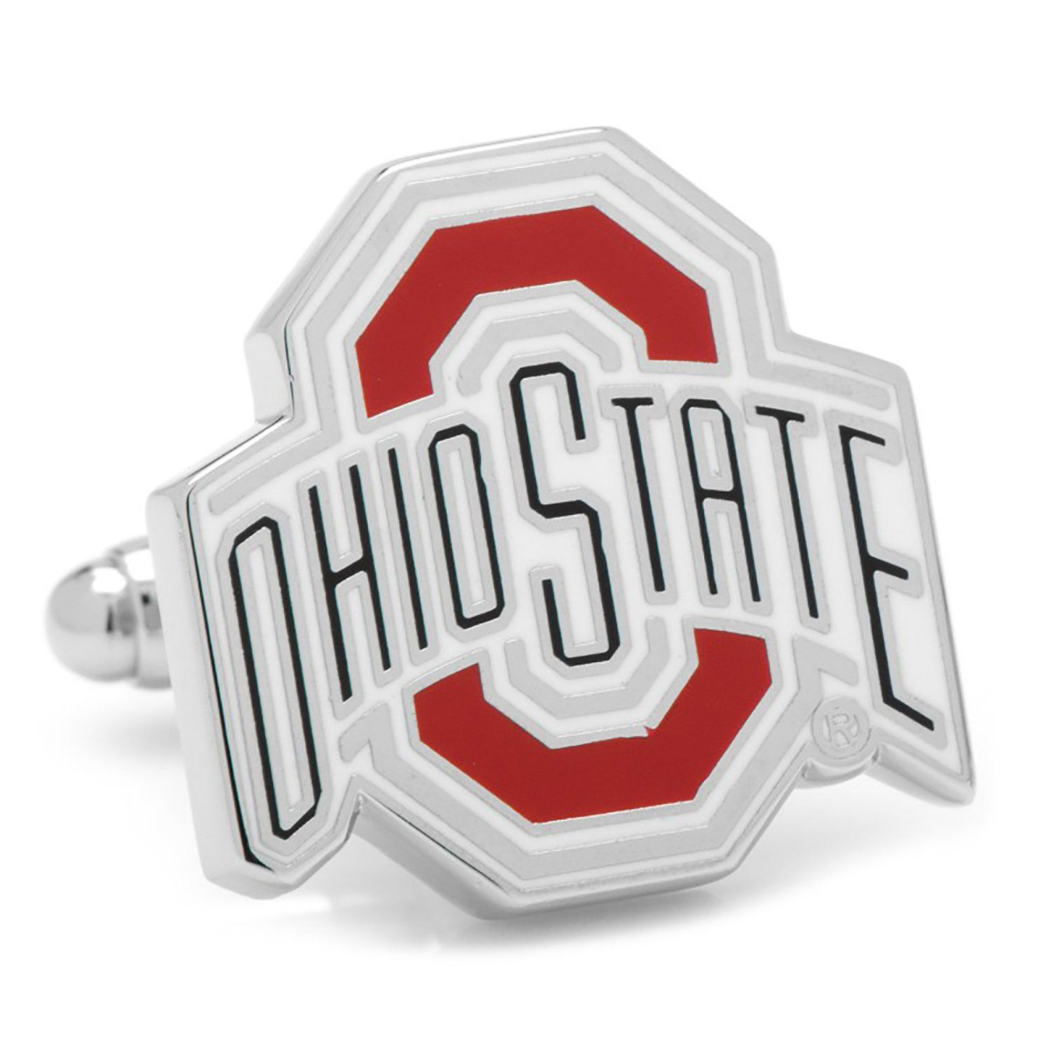 Ohio State University Buckeyes Cufflinks -- Awesome products selected by Anna Churchill