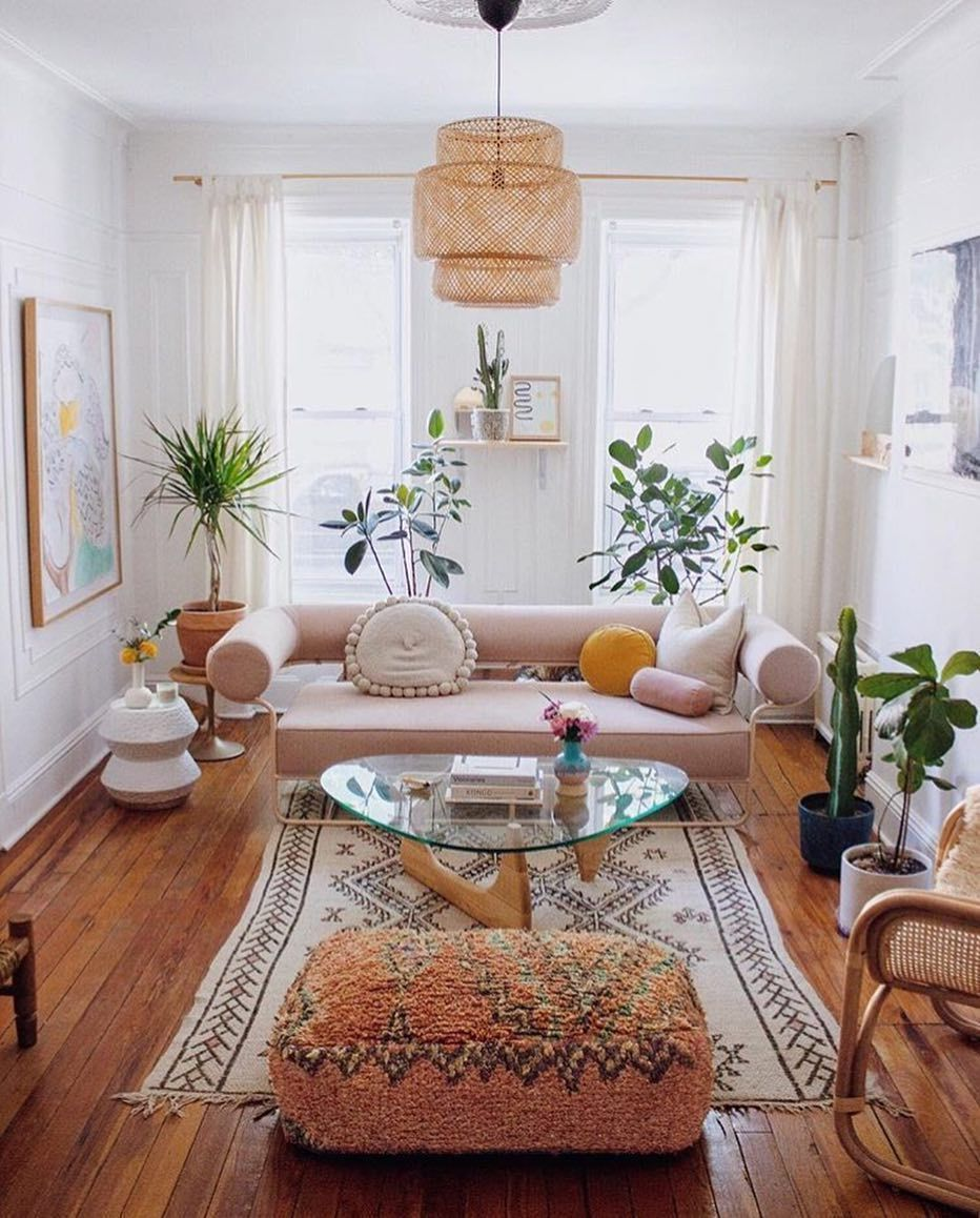 33 Affordable Living Room Layouts Ideas Bohemian Living Room Decor Bohemian Living Rooms Boho Living Room