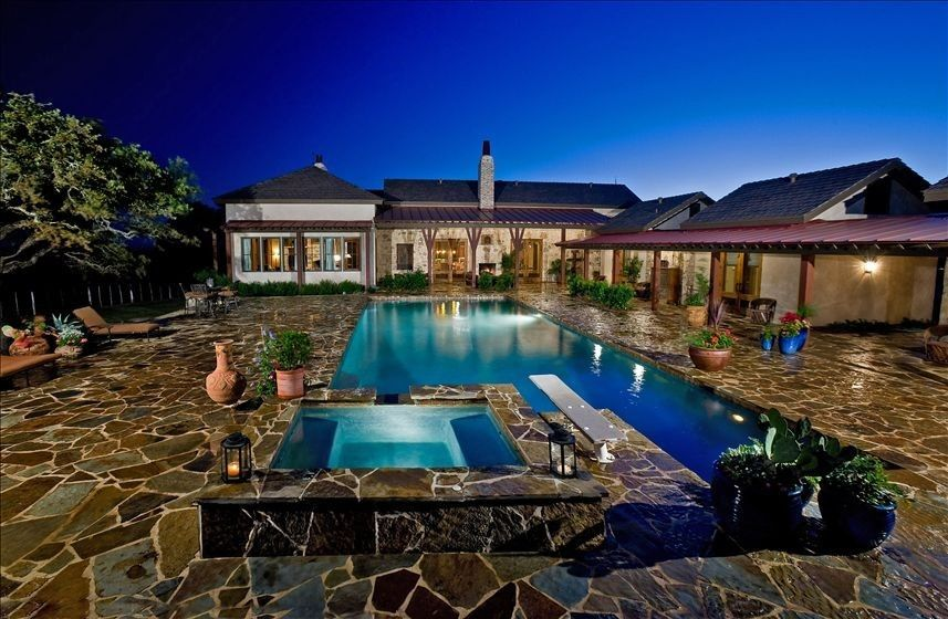 Elegant Alexandra Ranch: Spectacular Hill Country V...   VRBO