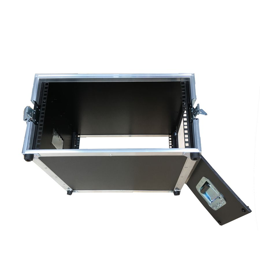 6u Rack Case With Quick Access Side Flap Rack Case Road Cases