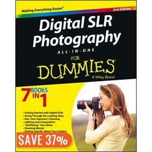 Digital SLR Photography All-in-One For Dummies in 2019 | My