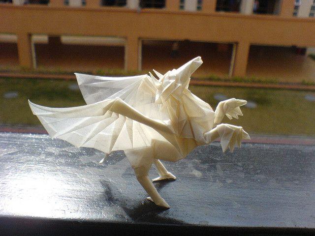 Jorge Jaramillo Origami Pinterest Pegasus Origami And Oragami