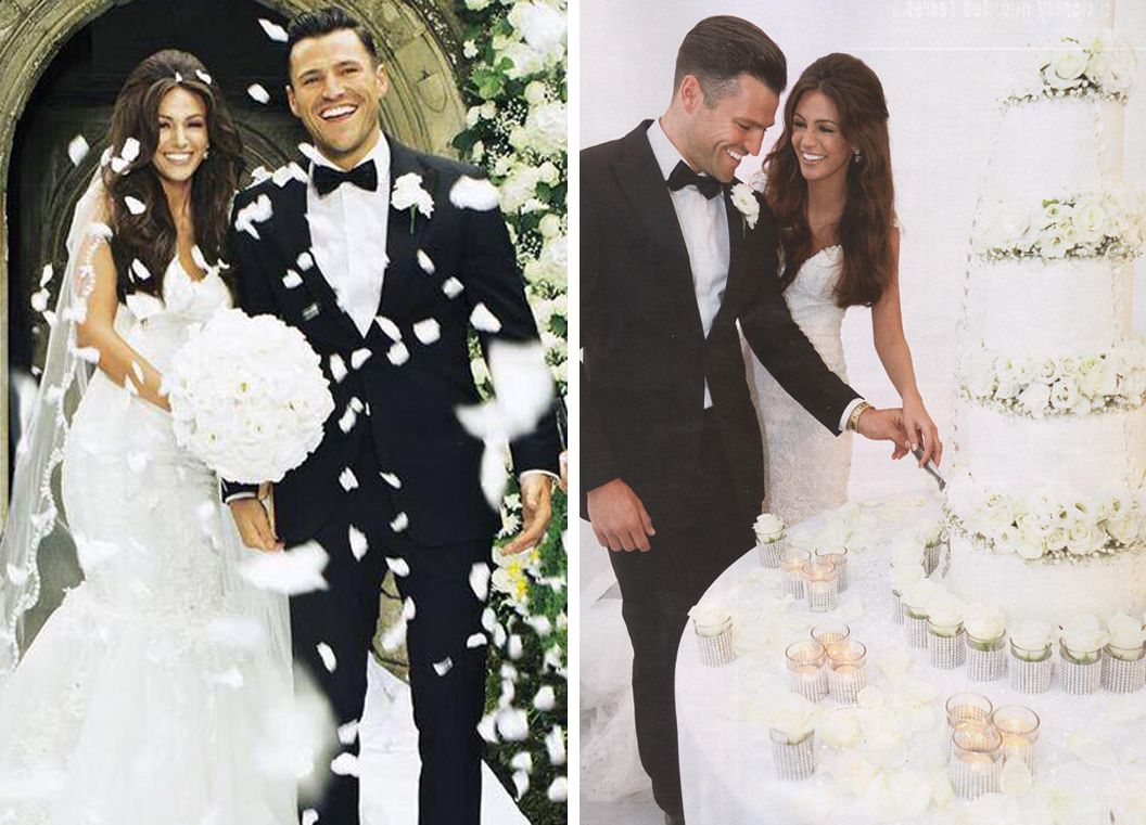 Mark Wright And Michelle Keegan S Wedding Day Get The Look