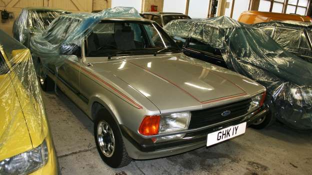 Ford Cortina Here S Another One That Takes Us Back There Was Once A Mk5 Cortina On Every Suburban Street In Britain But They Ar Classic Cars Car Ford Ford