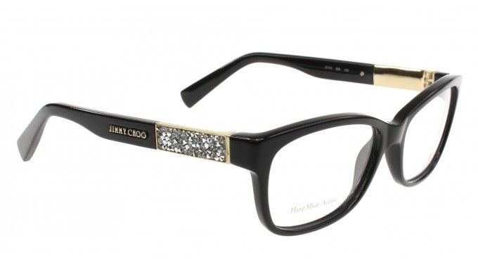 Jimmy Choo Eyeglasses Jc 110 Eyewear Connection Me