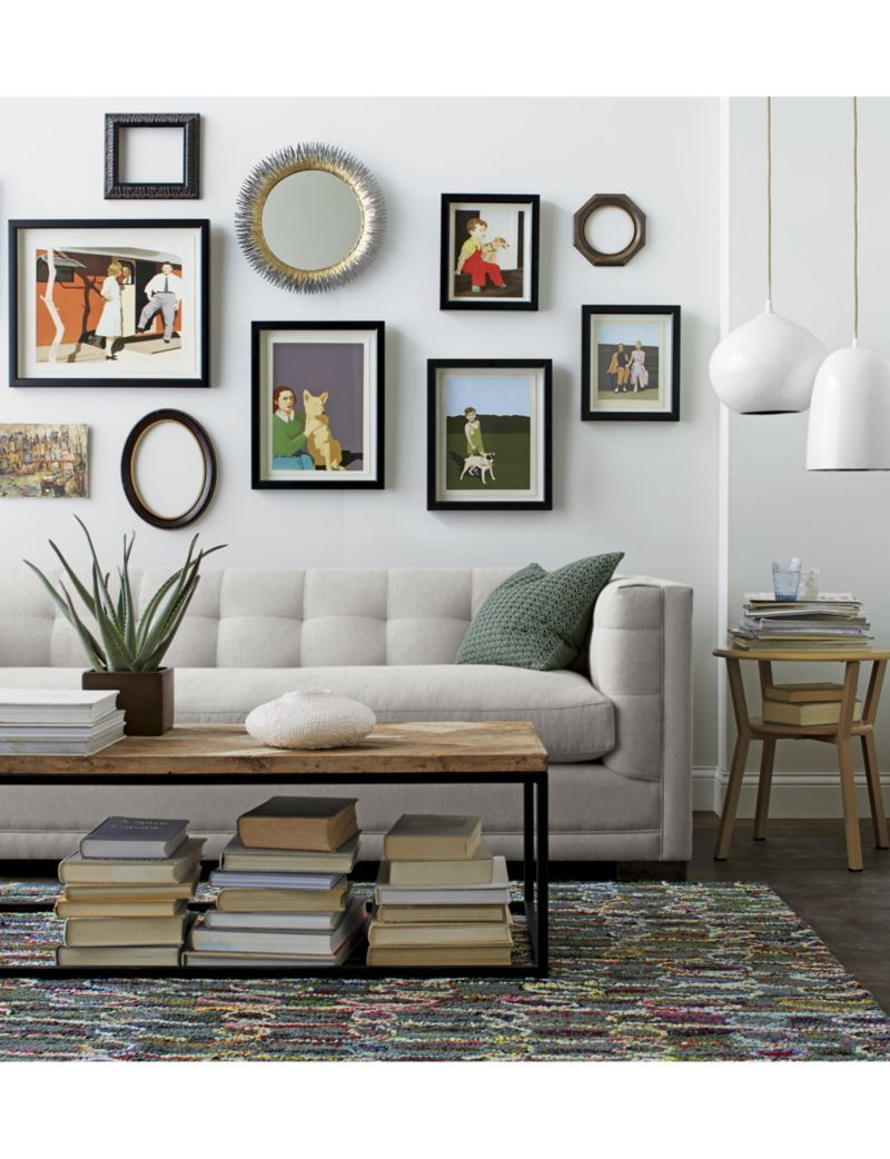 Attrayant Dixon Coffee Table | Crate And Barrel