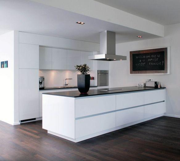 Moderne Küche Wohnhaus Bonn