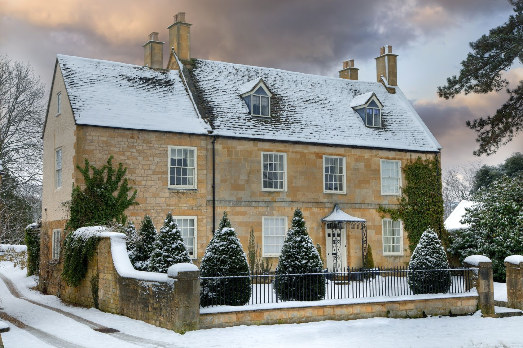 Famous North Cotswolds Tour Winter Style Rosehill Travel Holiday Cottage Cottage English Country House