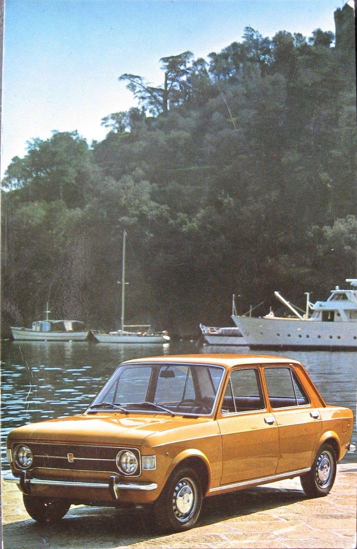 Fiat 128 4 Door Sarig