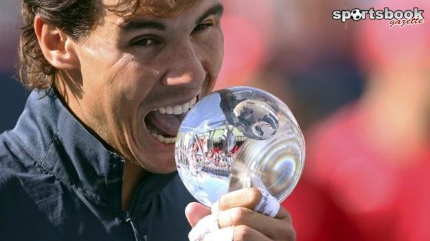 Nadal Cruises To Montreal Masters Title Rafael Nadal Overpowered Canada S Milos Raonic 6 2 6 2 In The Fina Rafael Nadal Tennis Tournaments Most Popular Sports