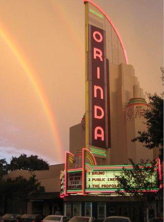 Over The Orinda Theatre