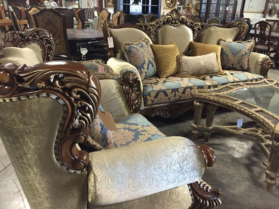 Pin by World of Decor on San Antonio New Furniture Auction  Decor