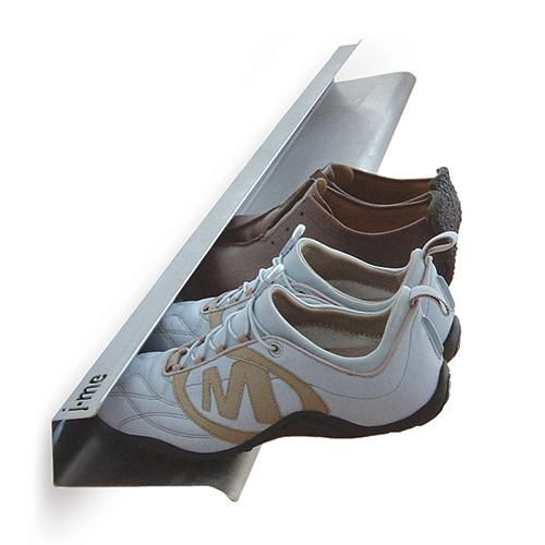Floating Shoe Shelf