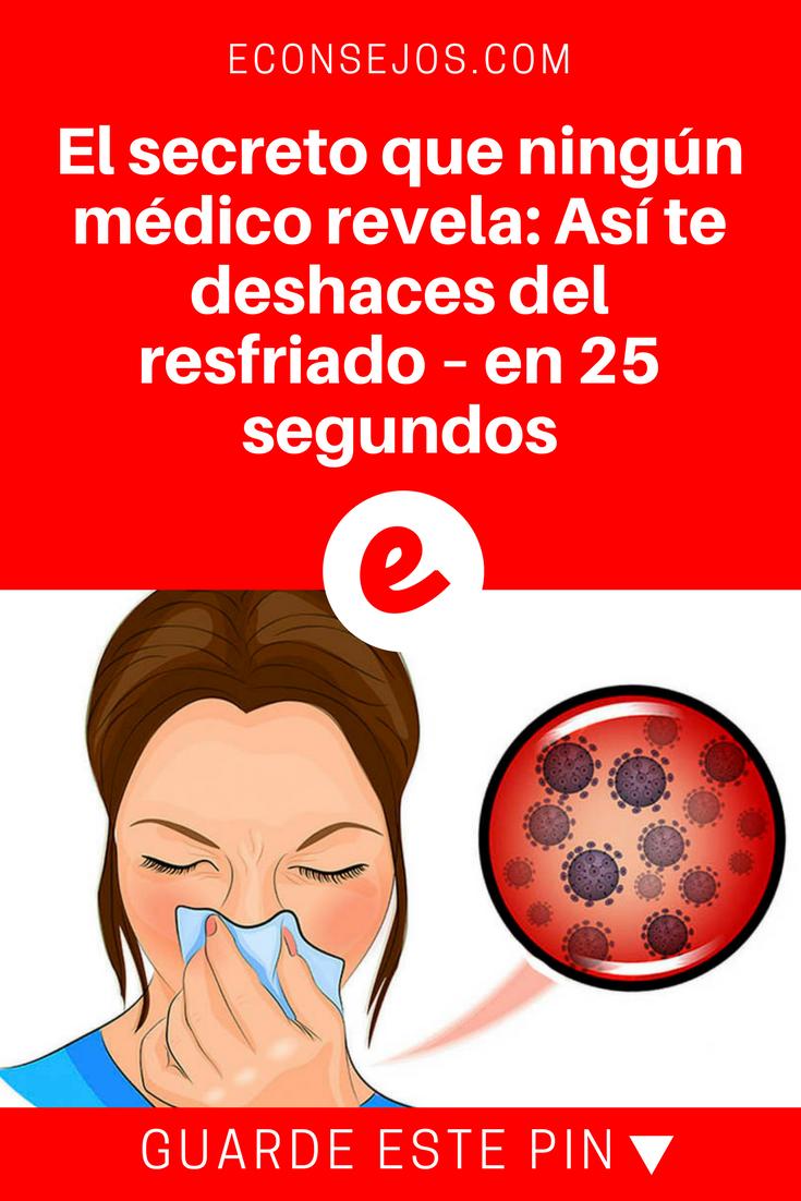 Resfriado nasal