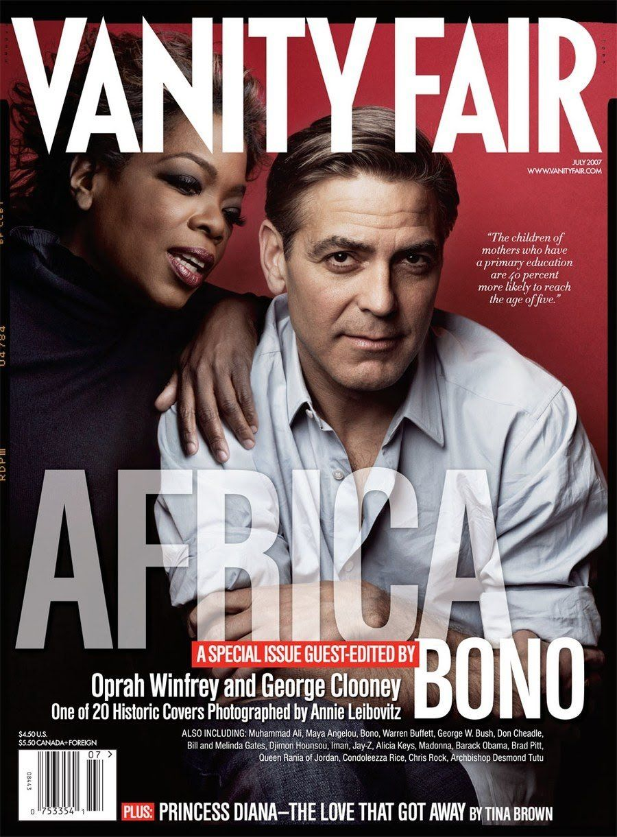 Famous couples who undressed for magazine covers