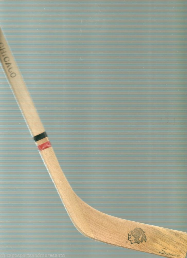 wooden hockey sticks history