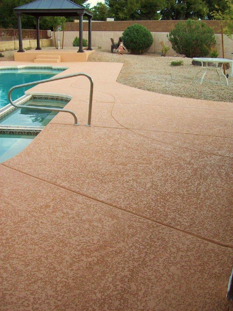 resurfacing pool deck coating