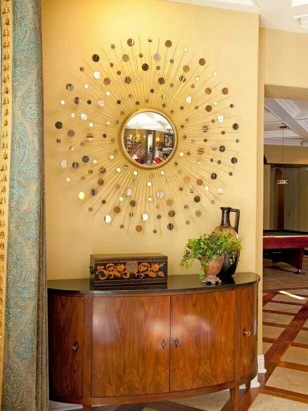 just beautiful console table hallway sunburst mirror on small entryway console table decor ideas make a statement with your home s entryway id=25510