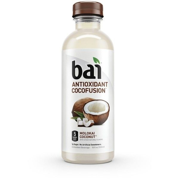 Bai Rainforest Variety Pack 5 Calories No Artificial Sweeteners 1g 24 Liked On Polyvo Flavored Water Flavored Water Drinks Gourmet Recipes