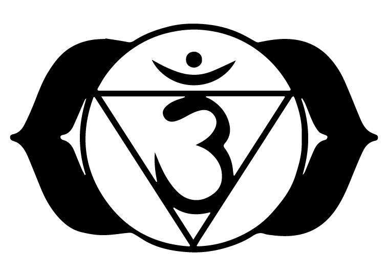 Ajna Chakra Symbol The Sixth Chakra Represents The Power Of The