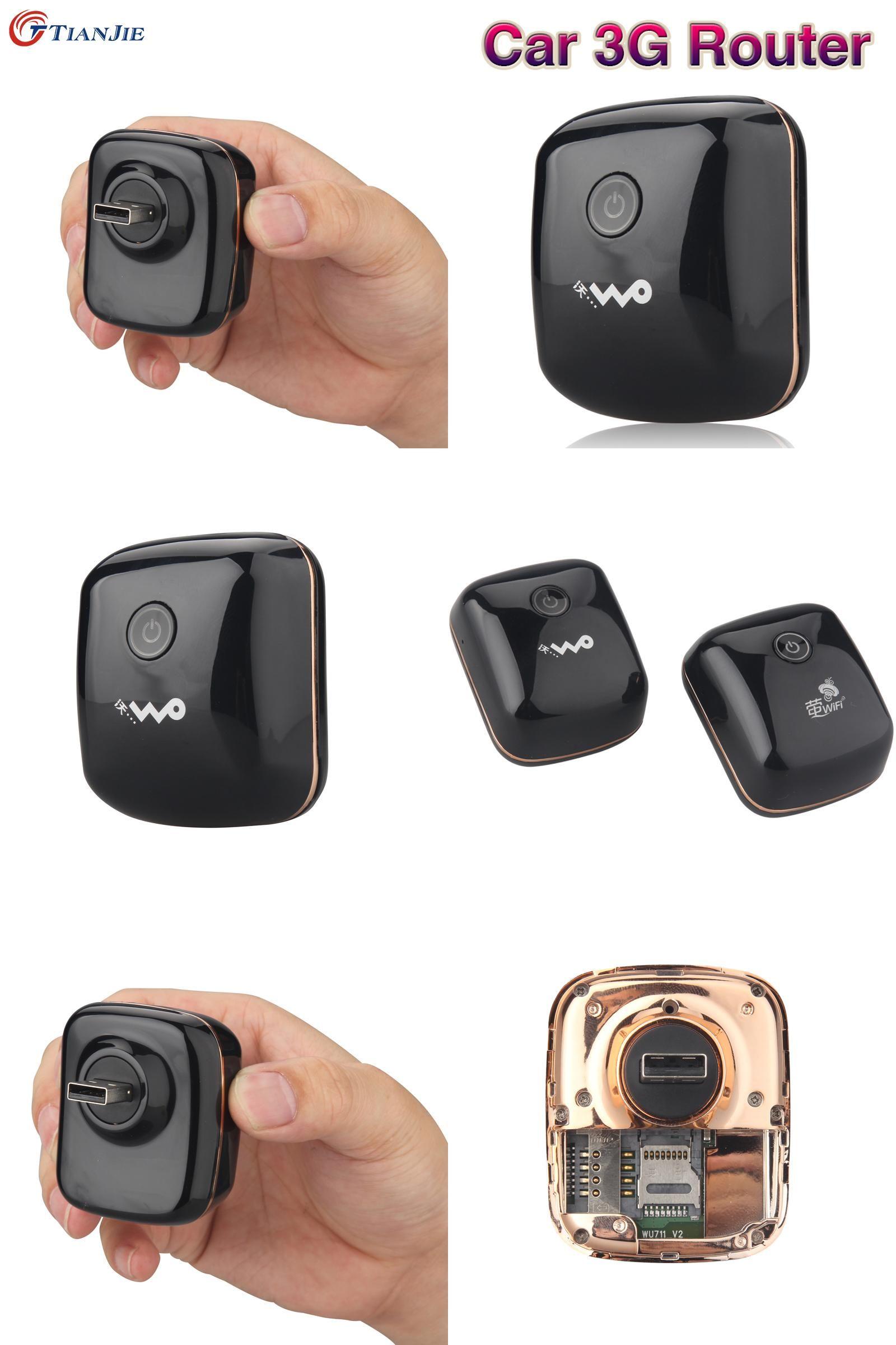 [Visit to Buy] 3G Mifi Car Wifi WU711 Mini Wireless