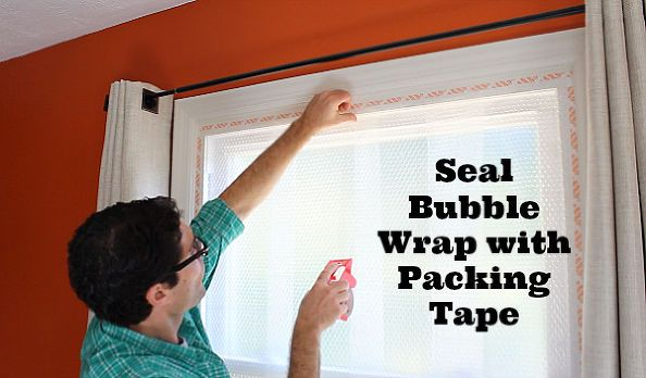 Ingenious Window Insulation Tip Home Repair Heating