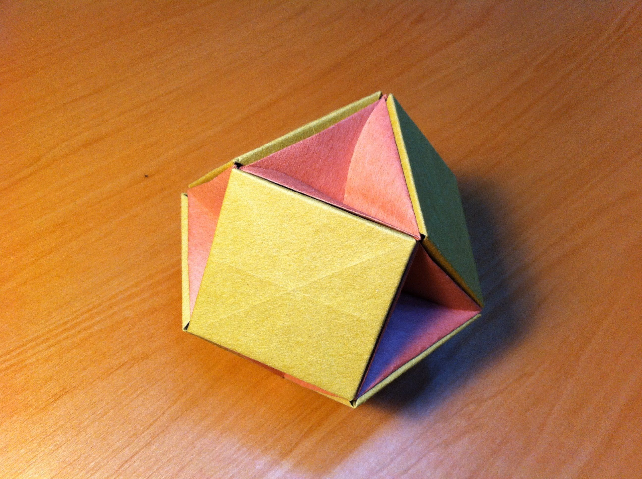 How to make a polyhedron 82