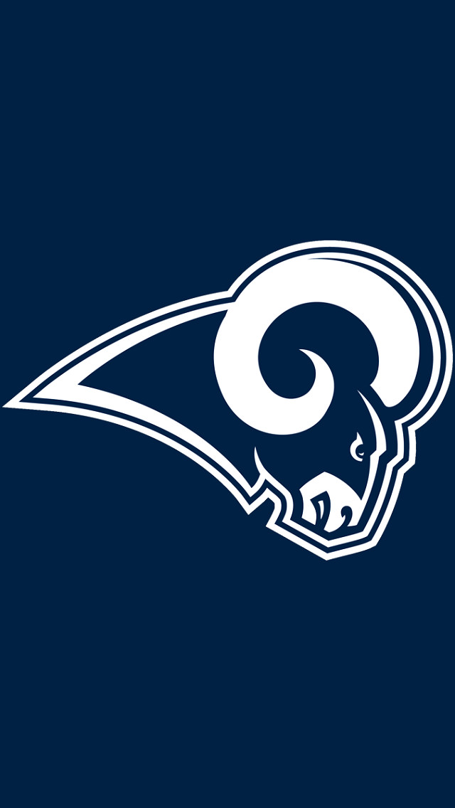 Los Angeles Rams 2017 | iPhone wallpapers | Ram wallpaper, Nfl rams, Football team logos