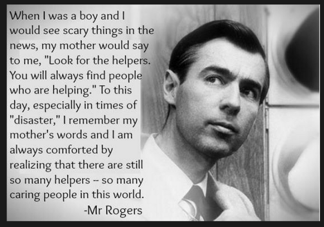 Image Result For James Byrd Rogers Mr Rogers Quote Words Cool Words