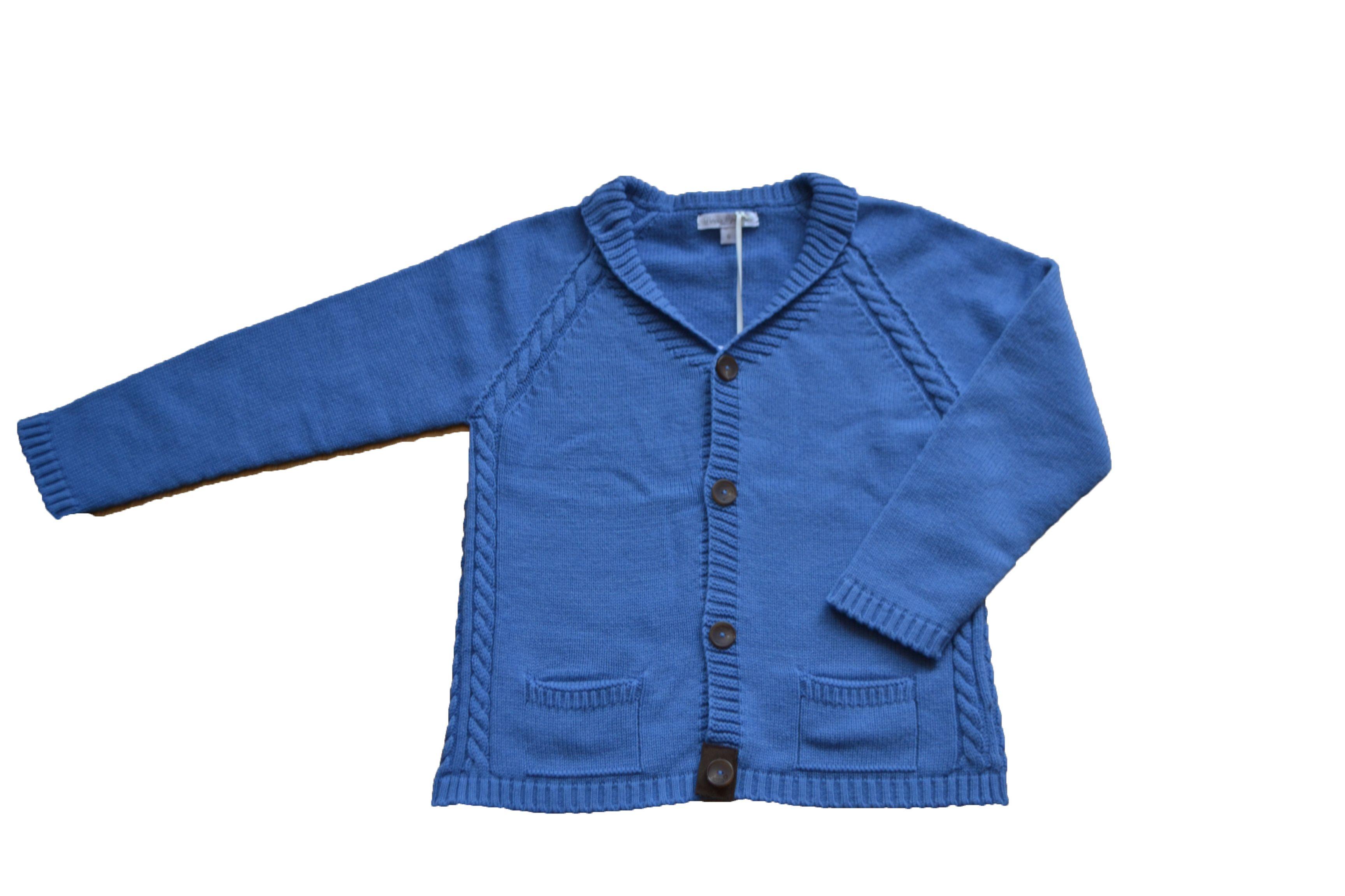 6fa1ad0f1 FINA EJERIQUE BLUE CARDIGAN REF O13S01AZU