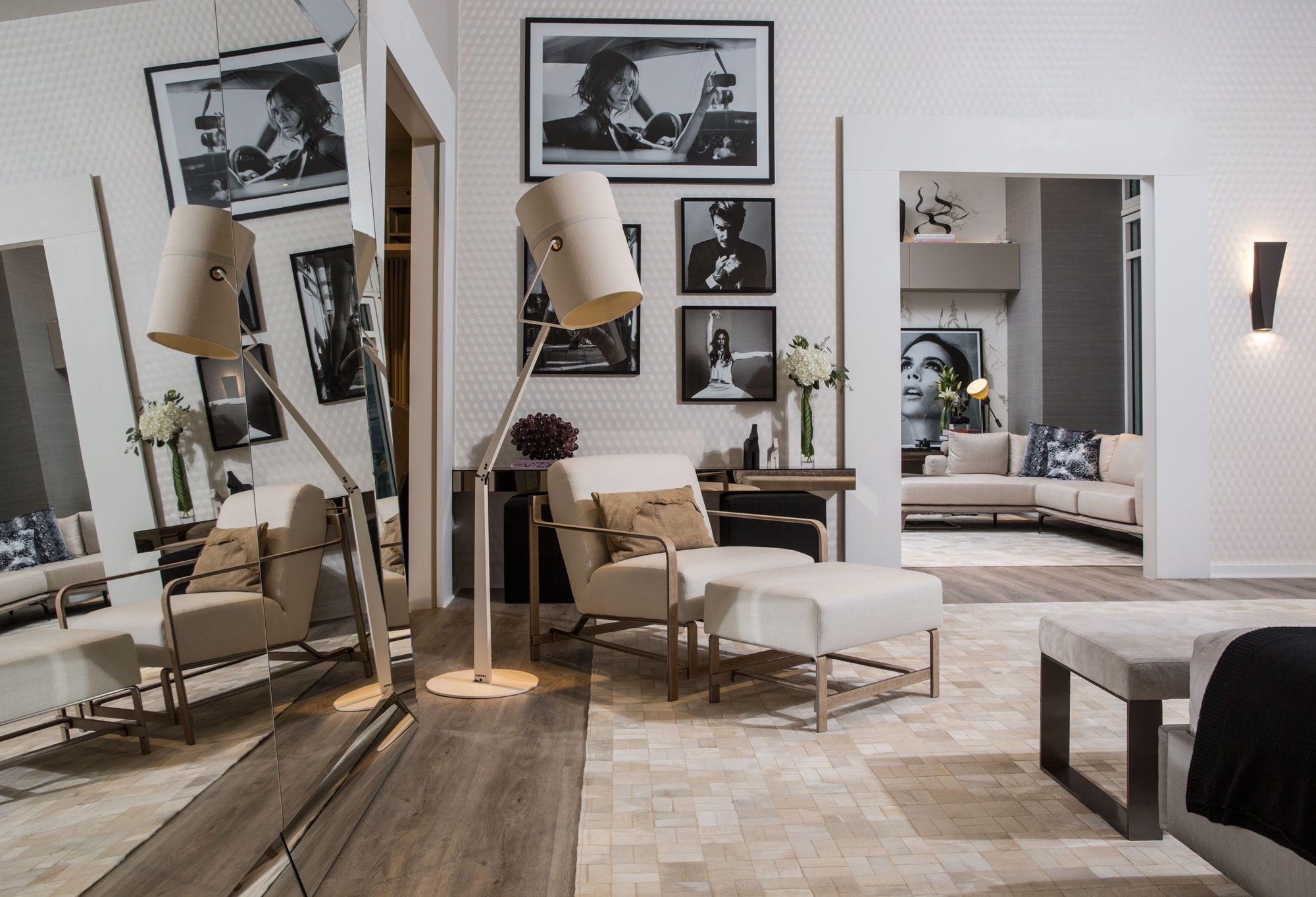 Designer Interiors 9 Fashion Designer Interiors To Inspire Your Own Décor  Victoria