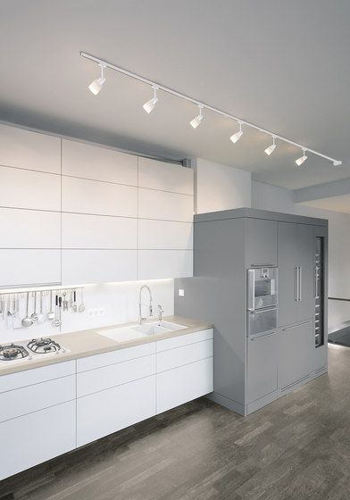 Kitchen Spotlights Two Tier Island Ceiling Mounted Lights Star Bruck Check It Out On Architonic