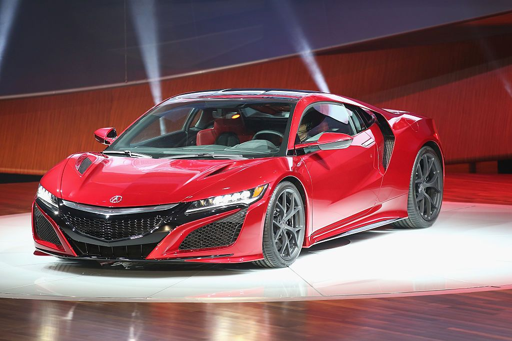 2017 Acura NSX: Zero Turbo Lag, Smart AWD, Torque, What More Could ...