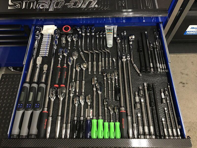 All wrenches! Tool box organization, Garage tool storage