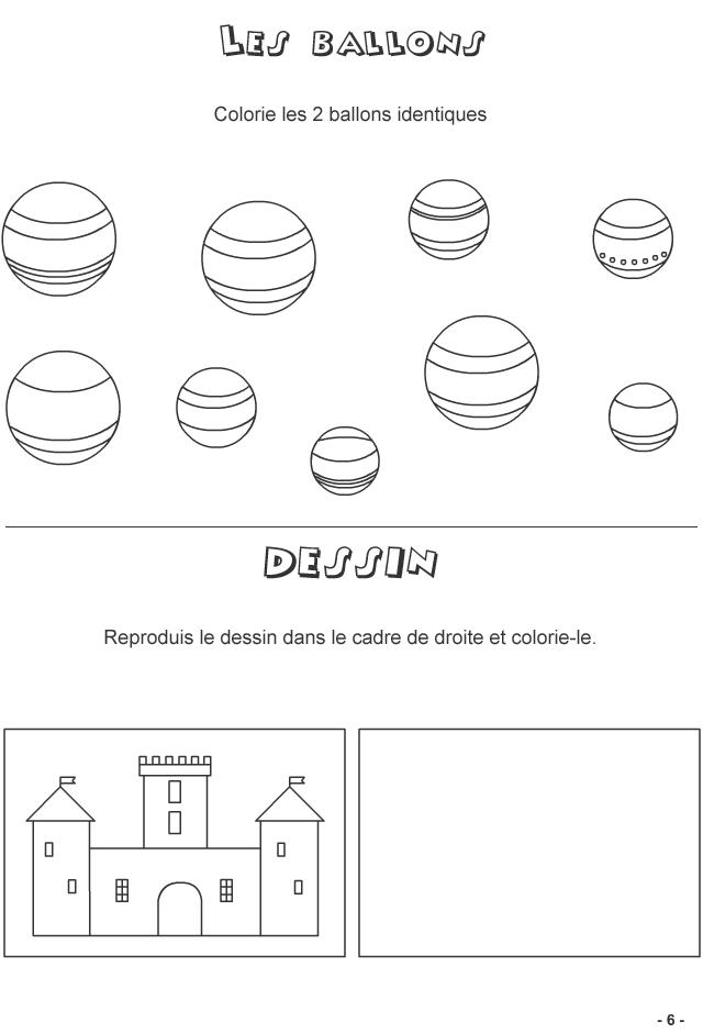 Jeux A Imprimer Pour Enfants De 4 6 Ans Page 6 Jeux A Imprimer Jeux De Logique Jeux
