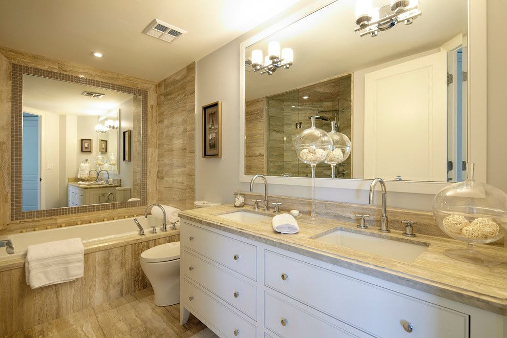 limestone countertops bathroom transitional with bathroom on replacement countertops for bathroom vanity id=96149