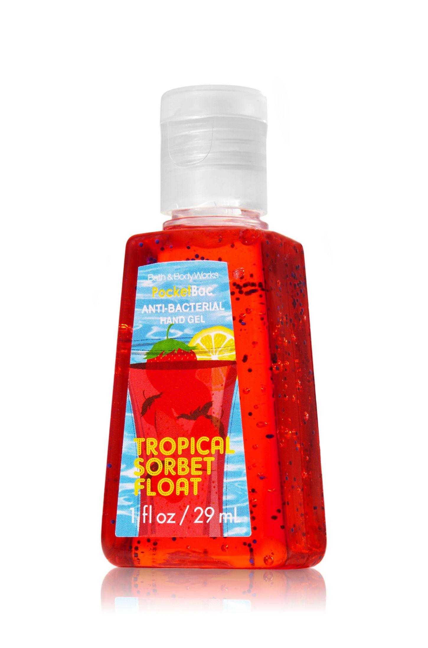 Tropical Sorbet Float Pocketbac Sanitizing Hand Gel Anti