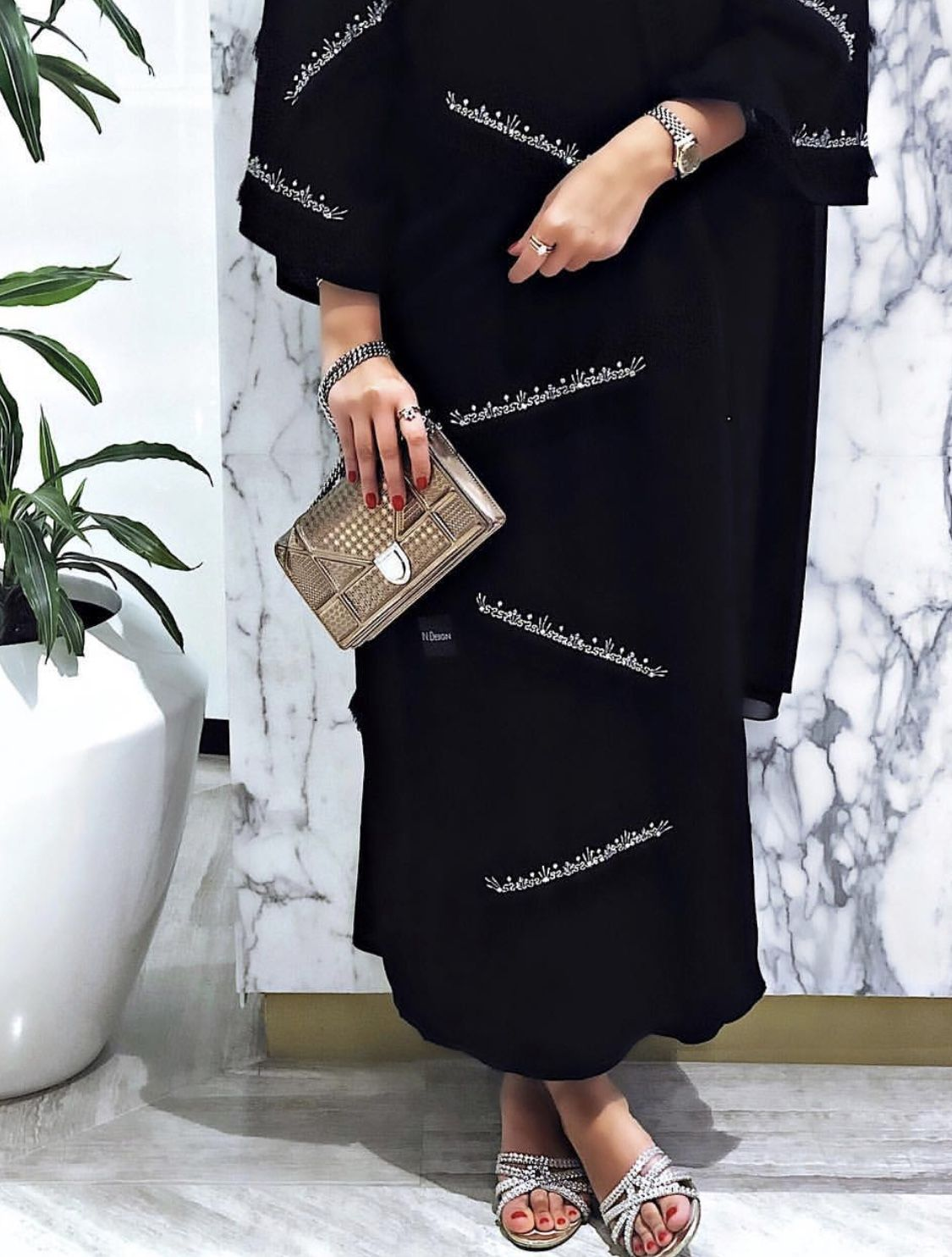 نوف التميمي Modern Abaya Abaya Fashion Abaya Fashion Dubai