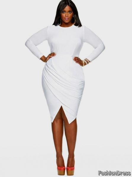 awesome sexy white plus size dresses 2017-2018 | cars 2017