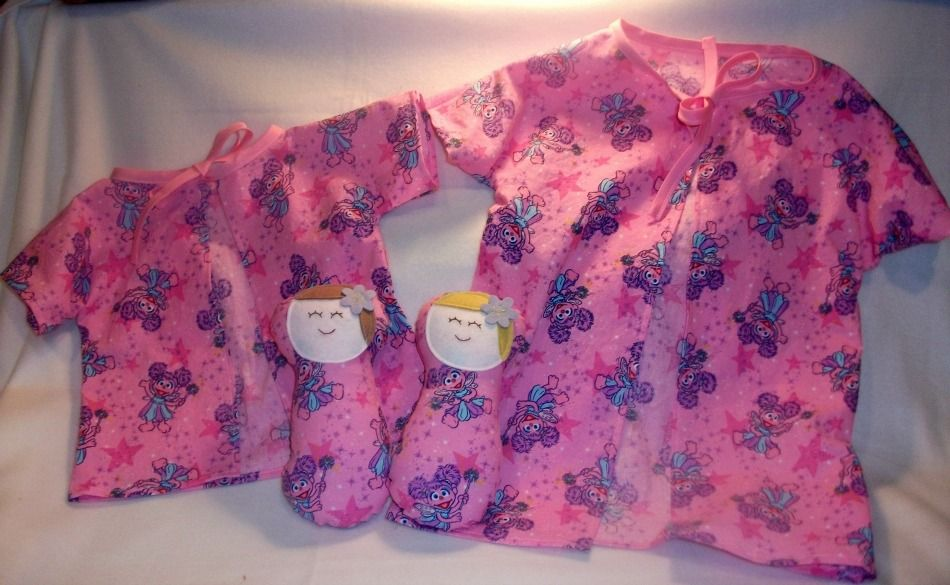 My first pattern tutorial! The following patterns are for an infant ...