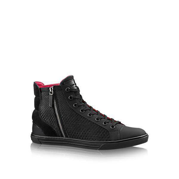 Zip Up Sneakerboot - Schuhe | LOUIS VUITTON
