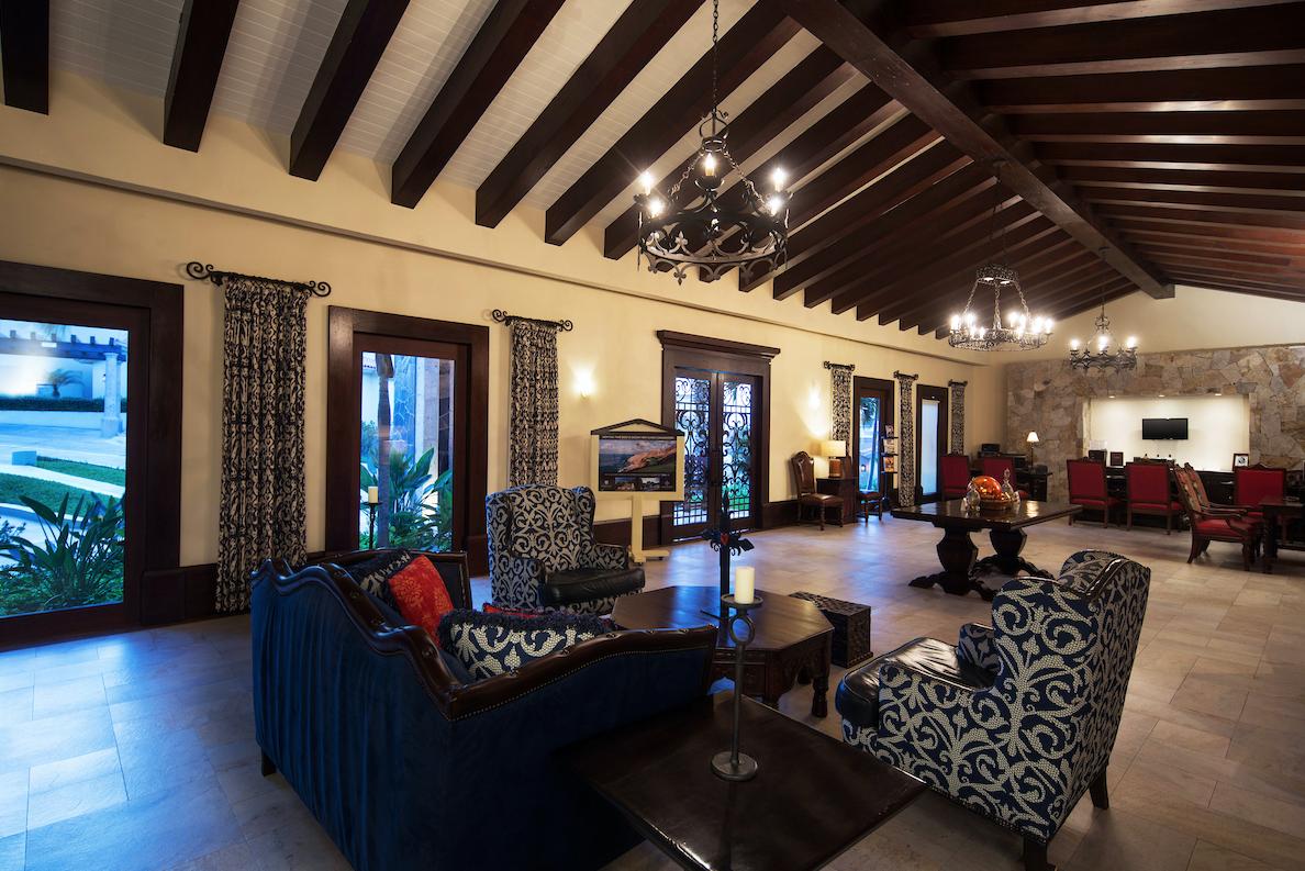 Retreat to a private and exclusive luxury villa at montecristo