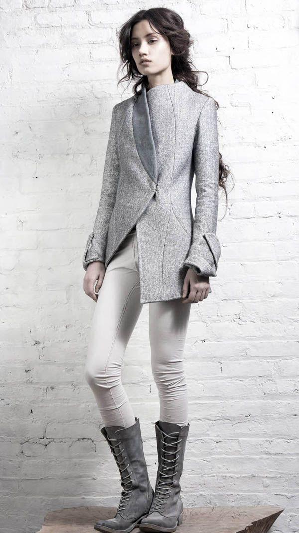 A porter / easy to wear jacket