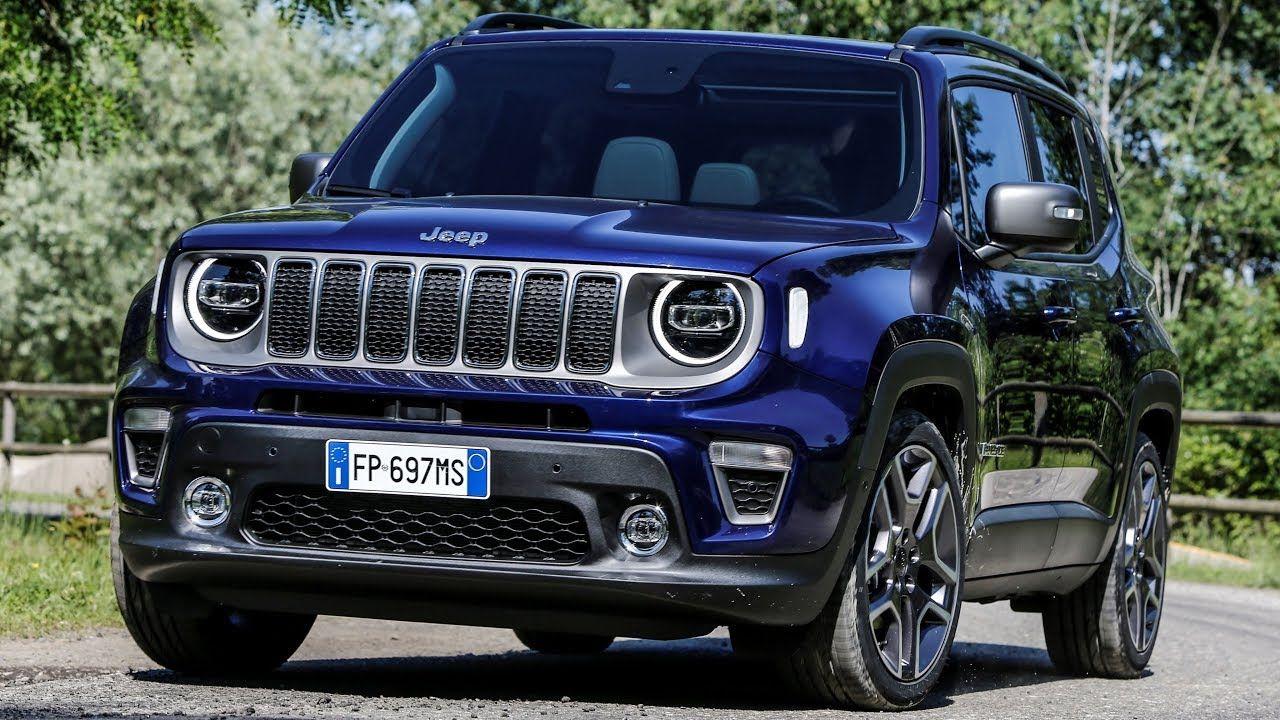 2019 Jeep Renegade Limited Jeep renegade, Jeep renegade
