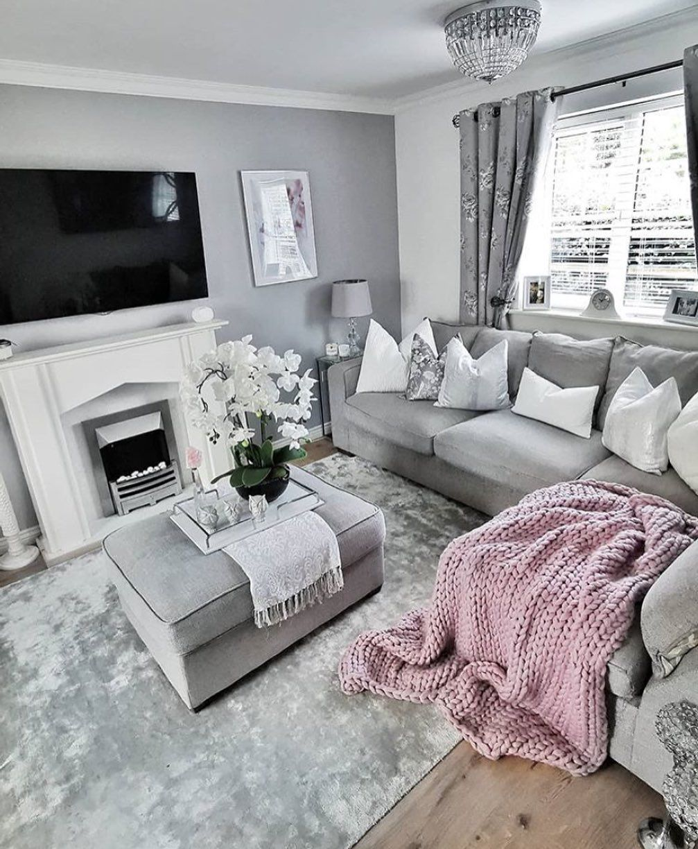 Interiors Home Decor Ideas On Instagram Beautiful Living Room Inspiration Thehill Living Room Decor Gray Gray Living Room Design Living Room Decor Cozy #pictures #of #beautiful #living #room