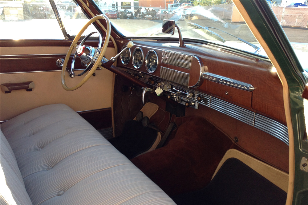 1948 STUDEBAKER LAND CRUISER 4-DOOR SEDAN | Old Rides 4 ...