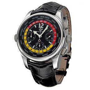 Girard-Perregaux Worldtimer WW.TC Mens Watch 49800-22-654-BA6A: Watches: Amazon.com
